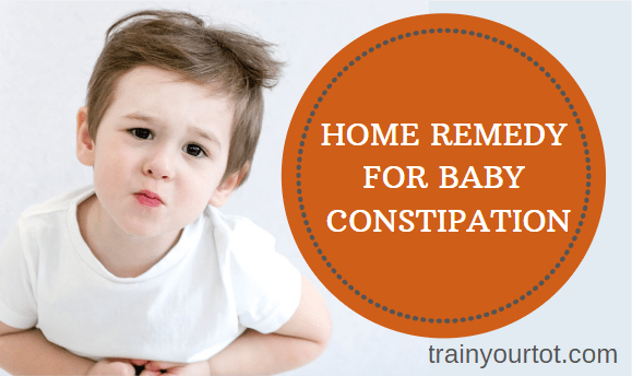 Home remedy for baby constipation -Trainyourtot