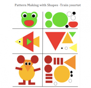 Pattern making-trainyourtot